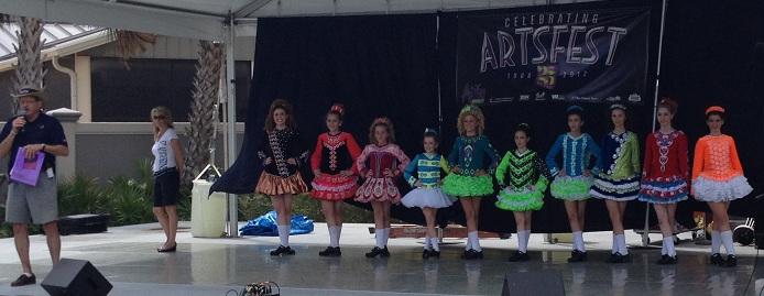 artsfest dancers